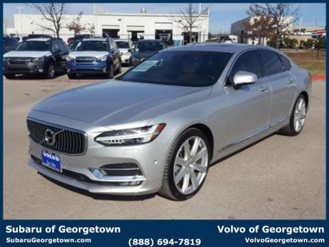 Pre-Owned 2017 Volvo S90 T6 AWD Inscription AWD