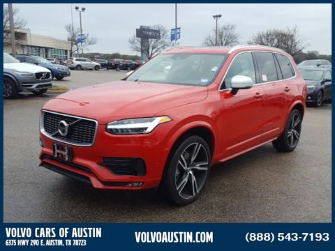 Pre-Owned 2017 Volvo XC90 T5 AWD R-Design AWD