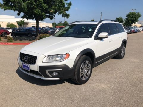 Pre-Owned 2015 Volvo XC70 T5 Drive-E Platinum Front-wheel Drive Wagon