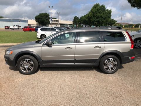 Certified Pre-Owned 2015 Volvo XC70 T5 Drive-E Platinum Front-wheel Drive Wagon