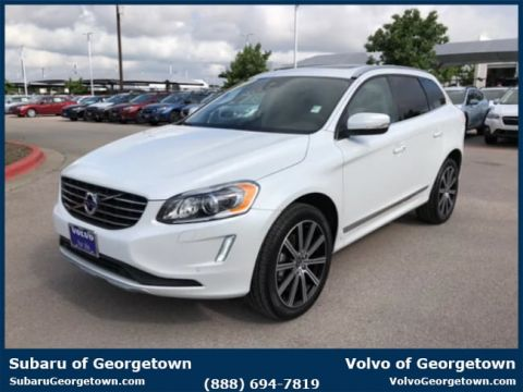 Certified Pre-Owned 2017 Volvo XC60 T6 AWD Inscription AWD