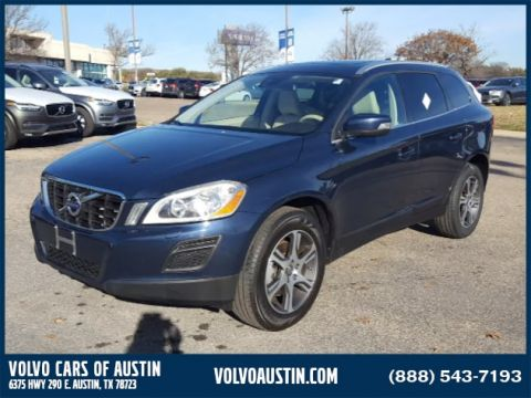 Certified Pre-Owned 2013 Volvo XC60 T6 AWD