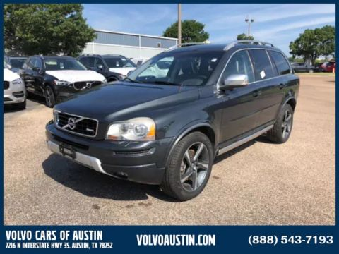 Certified Pre-Owned 2013 Volvo XC90 3.2 Front-wheel Drive SUV