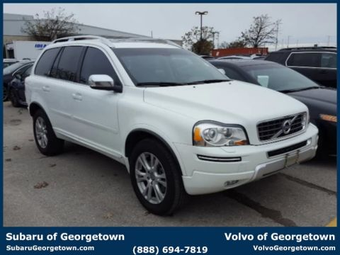 Pre-Owned 2013 Volvo XC90 3.2 AWD