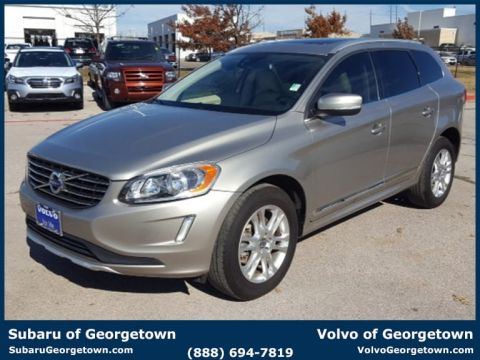 Pre-Owned 2014 Volvo XC60 3.2 Front-wheel Drive SUV