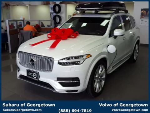 Certified Pre-Owned 2017 Volvo XC90 Hybrid T8 AWD Excellence AWD