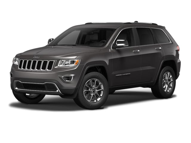 Pre-Owned 2015 Jeep Grand Cherokee Limited 4x2