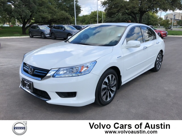 Pre Owned 2014 Honda Accord Hybrid Touring