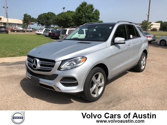 Pre-Owned 2016 Mercedes-Benz GLE 300d 4MATIC®