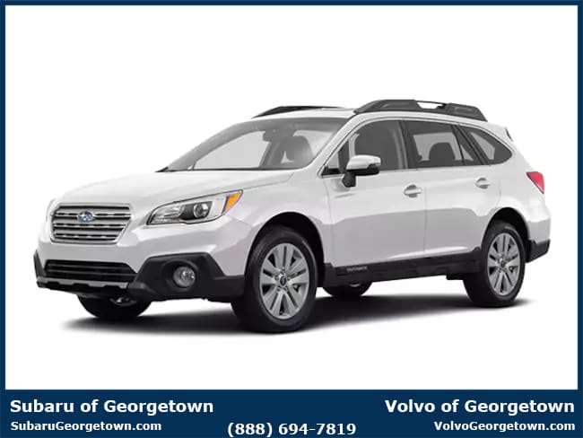 Certified Pre-Owned 2017 Subaru Outback 2.5i Premium with