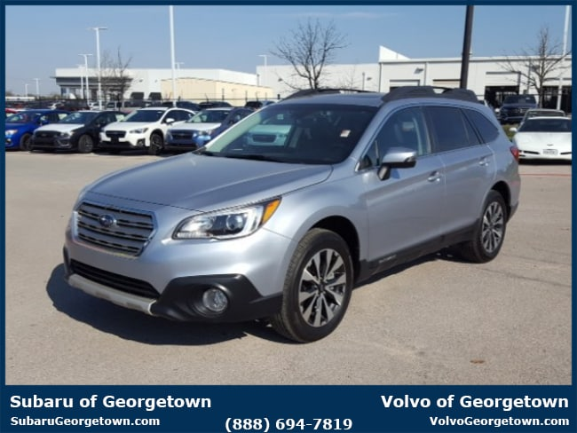 Certified Pre-Owned 2017 Subaru Outback 2.5i Limited with
