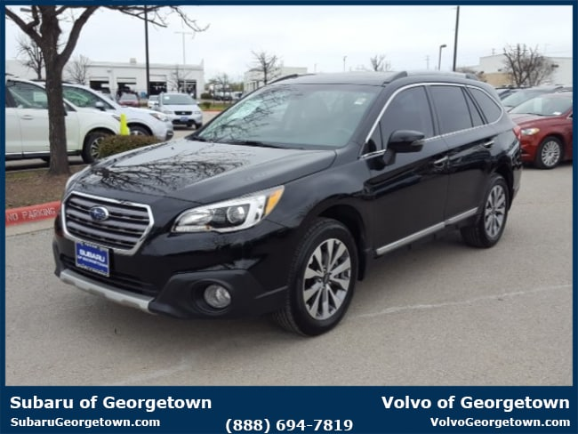 Certified Pre-Owned 2017 Subaru Outback 3.6R Touring with Starlink