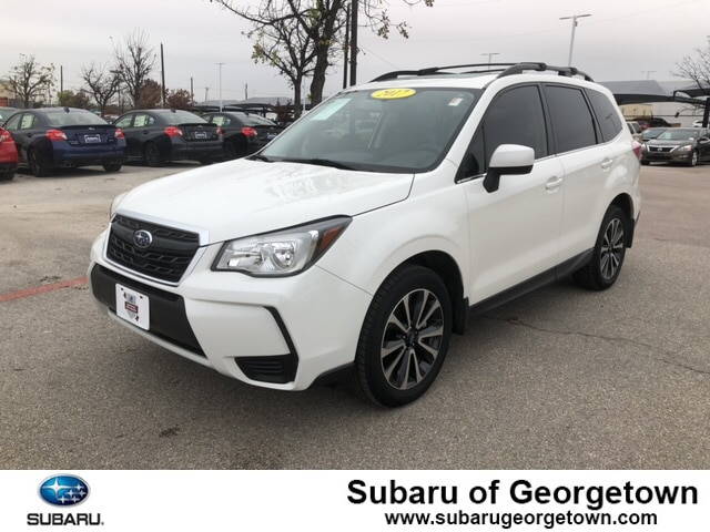 Certified Pre-Owned 2017 Subaru Forester 2.0XT Premium with Starlink