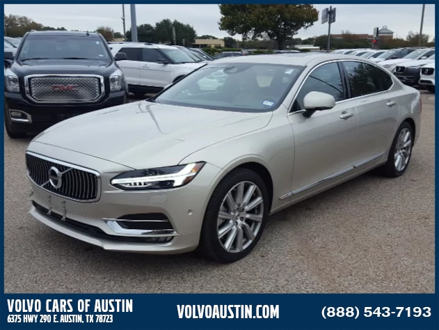 Pre-Owned 2018 Volvo S90 T6 AWD Inscription