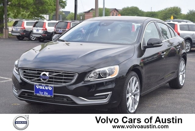 New 2017 Volvo S60 T5 Inscription FWD Platinum