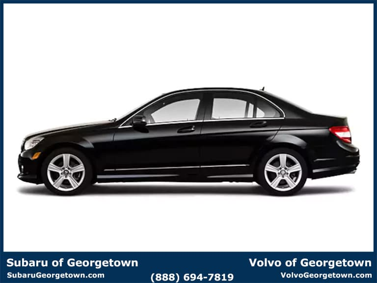 Pre-Owned 2010 Mercedes-Benz C-Class