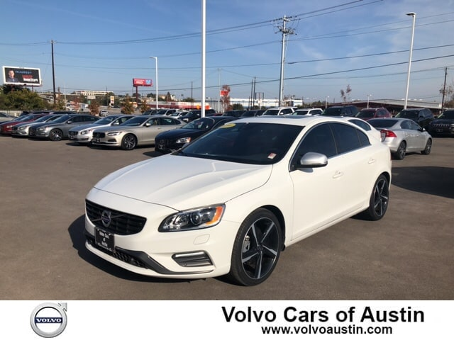 New 2016 Volvo S60 T5 R-Design Special Edition