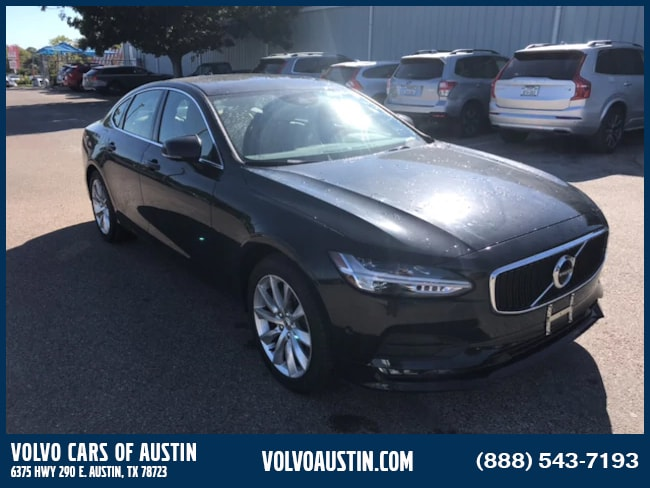Pre-Owned 2017 Volvo S90 T6 AWD Momentum