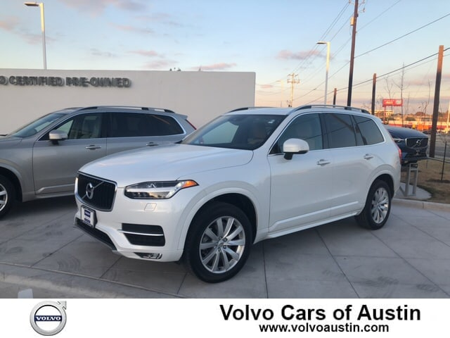 Certified Pre Owned 2018 Volvo Xc90 T6 Awd Momentum 7 Penger