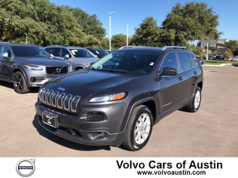Pre-Owned 2015 Jeep Cherokee Latitude FWD Front-wheel Drive SUV