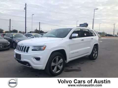 Pre-Owned 2016 Jeep Grand Cherokee Overland 4x4