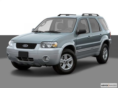 Pre-Owned 2007 Ford Escape Hybrid Base