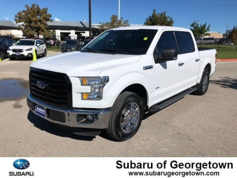 Pre-Owned 2015 Ford F-150 4x2 Truck SuperCrew Cab