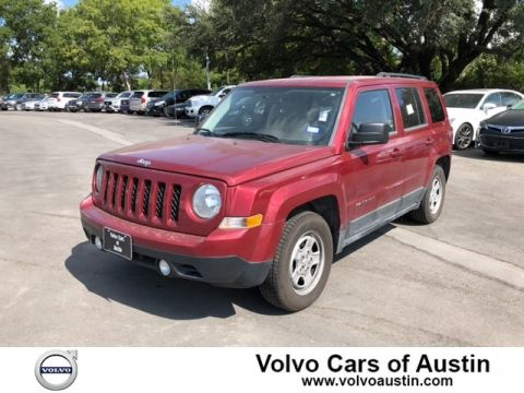 Pre-Owned 2011 Jeep Patriot Sport Front-wheel Drive SUV