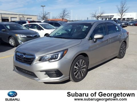 New 2018 Subaru Legacy 2.5i Premium with Moonroof and Starlink