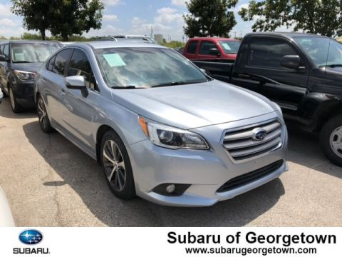 Certified Pre-Owned 2015 Subaru Legacy 3.6R Limited AWD