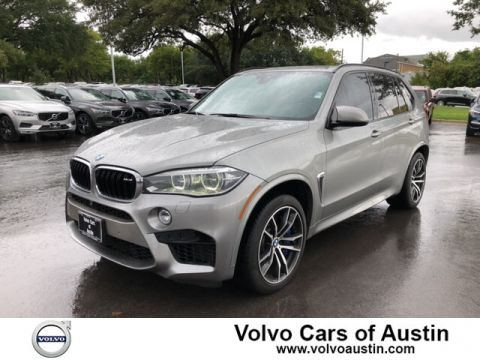 Pre-Owned 2015 BMW X5 M