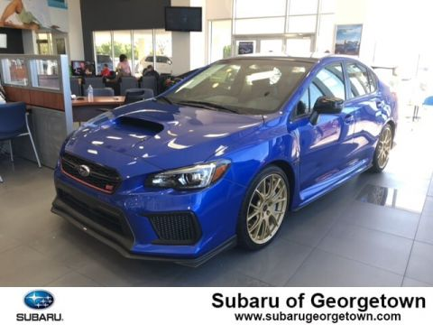 Certified Pre-Owned 2018 Subaru WRX STI Type RA #408 AWD