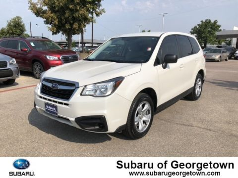 Pre-Owned 2018 Subaru Forester 2.5i AWD