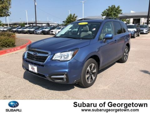 Pre-Owned 2018 Subaru Forester 2.5i Limited AWD
