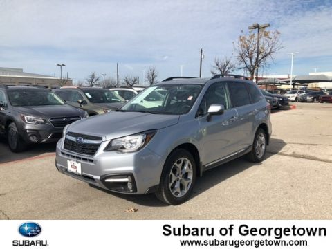 Certified Pre-Owned 2018 Subaru Forester 2.5i Touring AWD