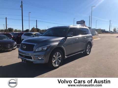 Pre-Owned 2015 INFINITI QX80 5.6 4x2 SUV
