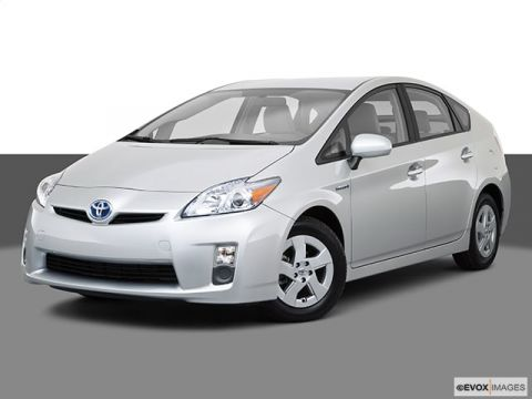 Pre-Owned 2010 Toyota Prius