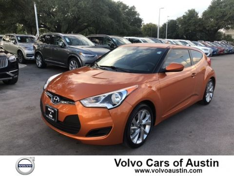 Pre-Owned 2016 Hyundai Veloster Front-wheel Drive Hatchback