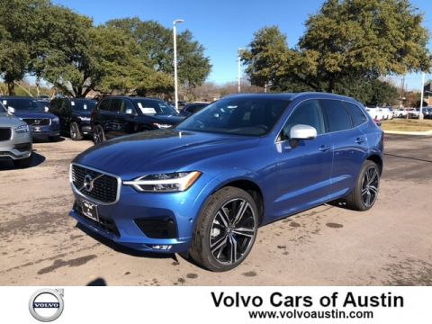 New 2019 Volvo XC60 T5 R-Design