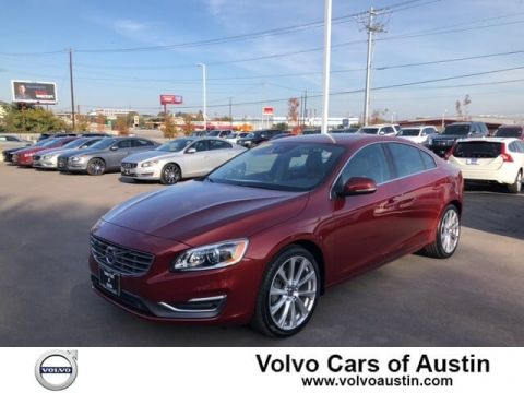 New 2016 Volvo S60 T5 Platinum Inscription