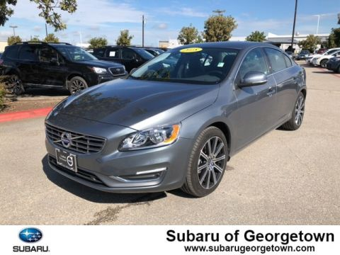 Pre-Owned 2018 Volvo S60 T5 Inscription Front-wheel Drive Sedan