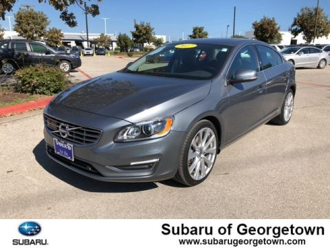Pre-Owned 2017 Volvo S60 T5 Inscription AWD Platinum