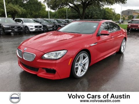 Pre-Owned 2015 BMW 650i
