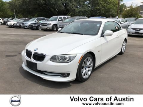Pre-Owned 2012 BMW 328i Rear-wheel Drive Convertible