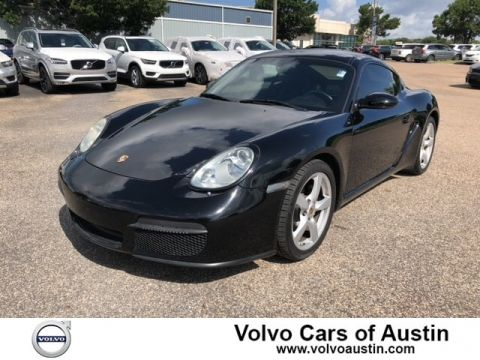 Pre-Owned 2007 Porsche Cayman Base Rear-wheel Drive Coupe