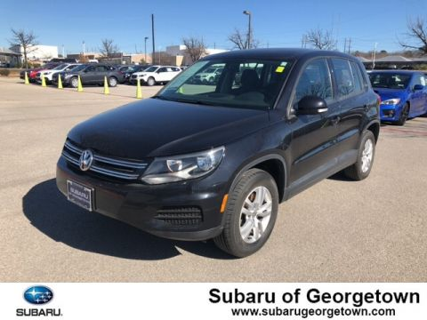Pre-Owned 2013 Volkswagen Tiguan Front-wheel Drive SUV