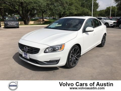 Certified Pre-Owned 2016 Volvo S60 T5 Drive-E Premier Front-wheel Drive Sedan