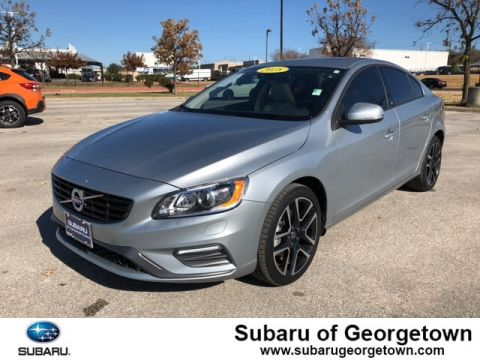 Pre-Owned 2018 Volvo S60 T5 FWD Dynamic