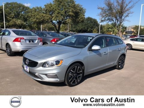 Certified Pre-Owned 2018 Volvo V60 T5 Dynamic Front-wheel Drive Wagon
