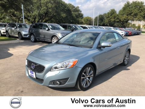 Pre-Owned 2012 Volvo C70 T5